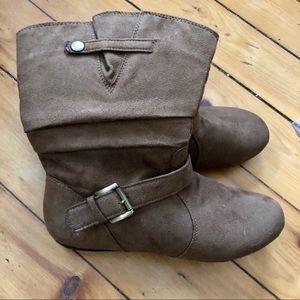 Soft boots